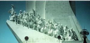 Lisboa - Monumento aos Descobrimentos